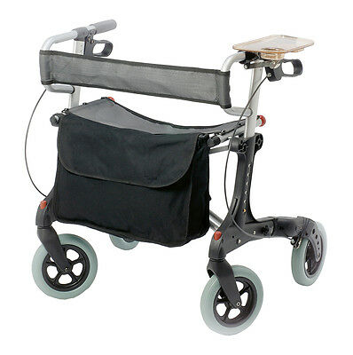Liberty City XL Rollator silber 5374722