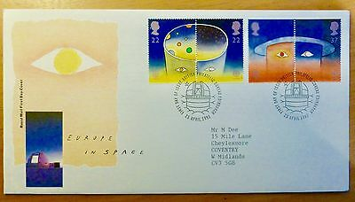 GILBERT & SULLIVAN Royal Mail First Day Cover 21st July 1992