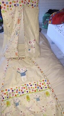 Nappy Stacker With Matching Sleeping Growbag Dunelm
