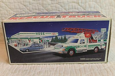 HESS 1994 RESCUE TRUCK - New in Box
