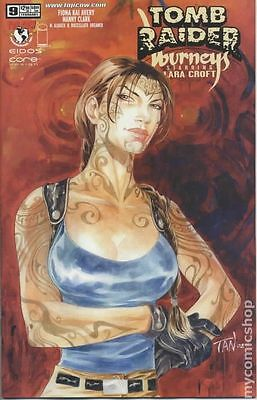 Tomb Raider Journeys (2001) #9 VF