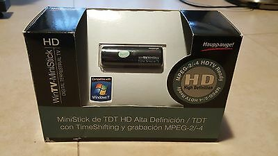 WinTV MiniStick USB TDT HD Hauppauge 1247 con Timeshifting y grabacion MPEG 2/4