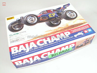 Tamiya Baja Champ Assortimento Ricambi Vintage Spare Parts 58221 modellismo