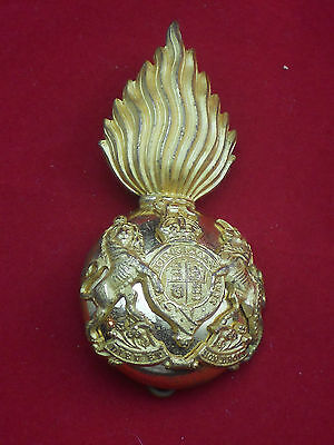 WWI British Army Cap Badge Royal Scots Fusiliers Victorian World War 1