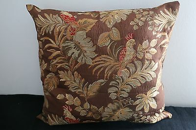 18 inch  Hand Made Tapestry Pillow