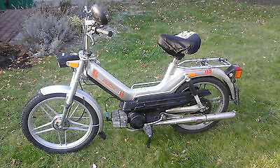 Puch Maxi S Oldtimer Moped