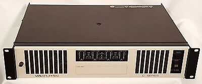 Lab gruppen C 10:8x 8x125W High Quality Professional Power Amplifier RRP £2500