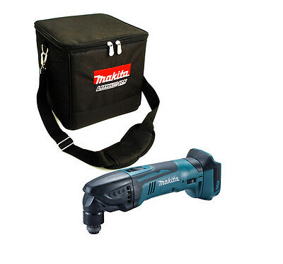 Makita DTM50Z DTM50 18V Lithium-ion Oscillating Multi Tool Body Only NEW + Bag