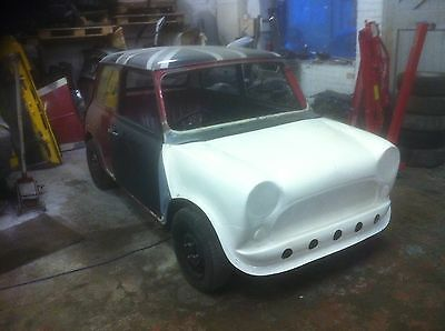 1990 ROVER MINI 1000 Unfinished project