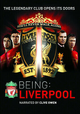 Being: Liverpool (2013, DVD NEW)