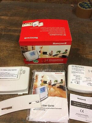 Honeywell CMT927 Wireless 7 Day Programmable Room Thermostat & Receiver