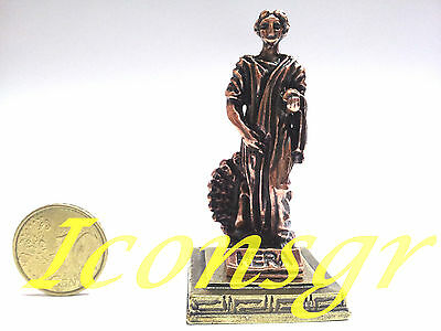 Ancient Greek Olympian God Miniature Sculpture Statue Zamac Hera Queen Of Gods C