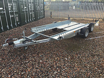 2015 Ifor Williams Car Transporter Trailer Rally Race Track Motorhome