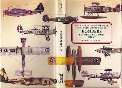 Blandford Bombers Between The Wars 1919 - 39 First Edition.
