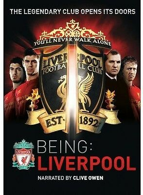 Being: Liverpool [2 Discs] (2013, REGION 0 DVD New) DVD-R