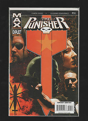 The Punisher 41  Marvel Max
