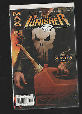 The Punisher 30  Marvel Max