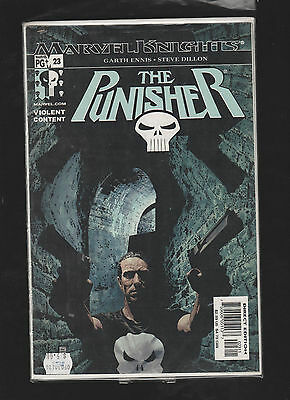 Punisher #23 Marvel Knights