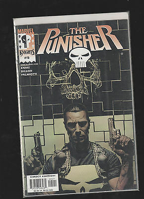 The Punisher 5 Marvel Knights
