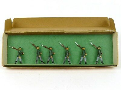 SAE Toy Soldiers Set 180 Series 2000 German Mountain Troops On Parade 1945 54mm