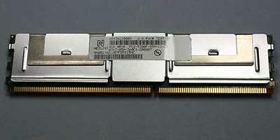 4x 4GB 16GB RAM 2Rx4 FB-DIMM 667 Mhz ECC Fully Buffered DDR2 PC2-5300F