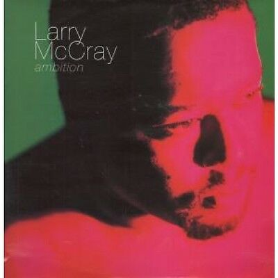 "LARRY MCCRAY Ambition 12"" VINYL 3 Track B/W Secret Lover And Sun Rises In Th"