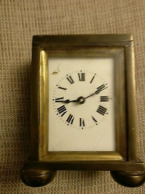 vintage antique carriage clock
