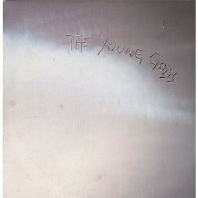 "YOUNG GODS L'amourir 12"" VINYL 2 Track B/W Pas Mal But Sleeve Has Ringwear"