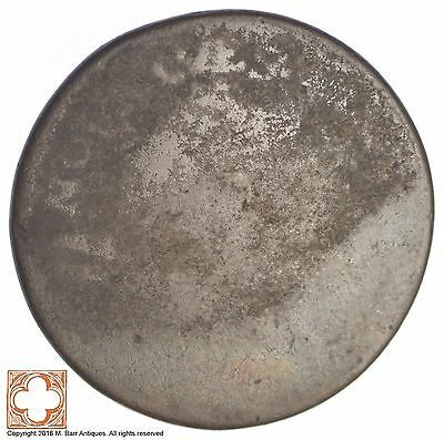 1787 New Jersey Shield Copper Cent *637