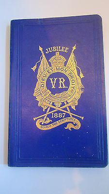 Victoria 1887 Jubilee New Testament - British & Foreign Bible Society - small pb