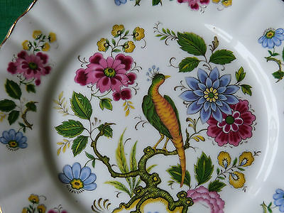 "Royal Stafford ""Bird of Paradise""plate **LOVELY**"