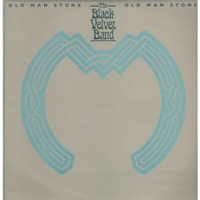 """BLACK VELVET BAND Old Man Stone 12"""" VINYL 3 Track B/w And I'll Come Back And As"""