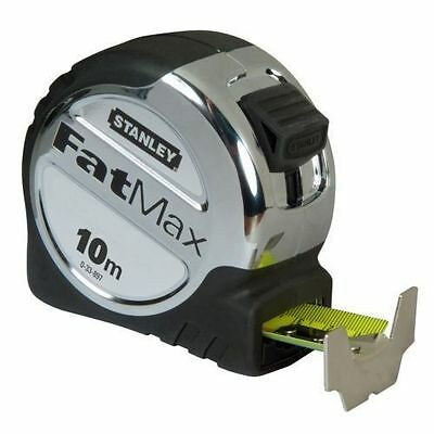 Stanley 0-33-897 Fatmax  Metric Only 10M Tape Measure