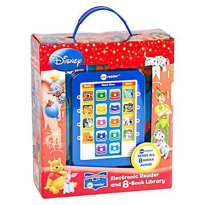 Disney Story Me Reader Electronic Reader and 8-Book Library 18+ Months