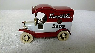 97 Gearbox Campbell Soup Model T Bank