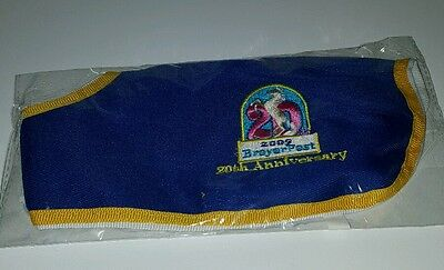 Breyerfest 2009 BIRTHDAY BASH 20th Anniversary SR Blue and Yellow Blanket