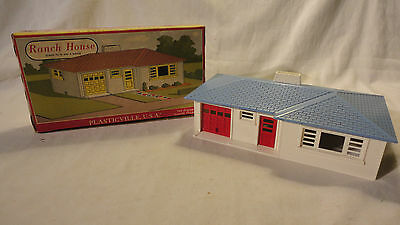 O & S SCALE PLASTICVILLE RANCH HOUSE No. 1603 100