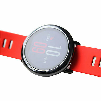 Tempered Glass Screen Protector Case Cover for Xiaomi Amazfit Smart Watch