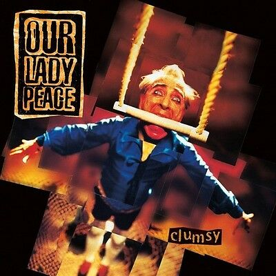Our Lady Peace - Clumsy [New Vinyl] Canada - Import