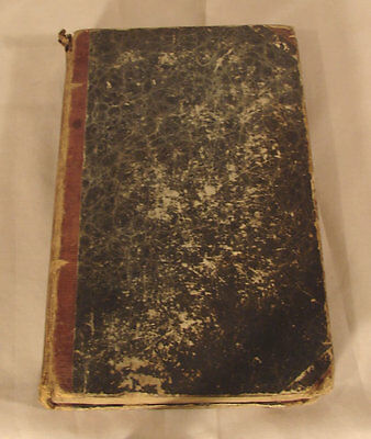 1836 Mitchell & Hinman An Accompaniment to Reference & Distance Maps of US