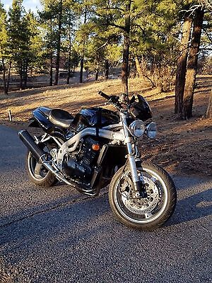2000 Triumph Speed Triple  2000 Triumph Speed Triple 955i