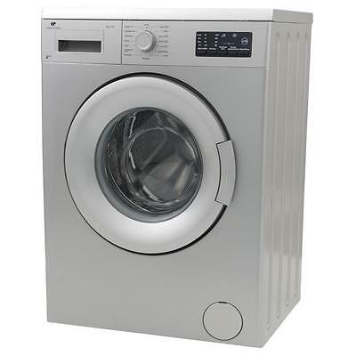 CONTINENTAL EDISON LL712S - Lave-linge frontal 7kg A++ Silver