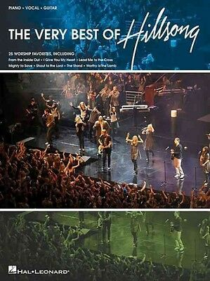 The Very Best of Hillsong by Paperback Book (English)