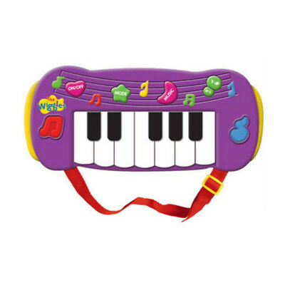 The Wiggles - Wiggly Musical Keyboard Play Wiggles Song Music Toy