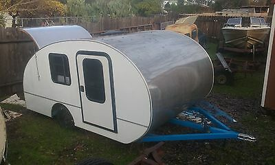 custome  build  12'x7' TearDrop Trailer  KIT.