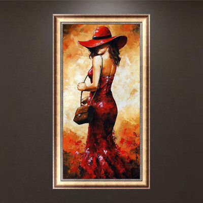 5D DIY Diamond Painting Beauty Embroidery Cross Stitch Home Decor Crafts