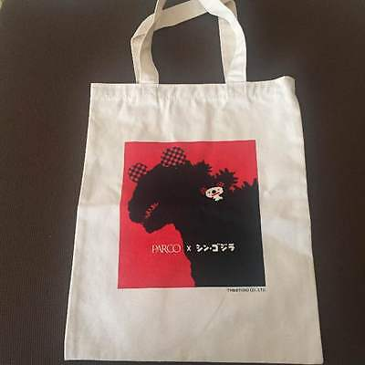 LIMITED Shin Godzilla 2016 x PARCO collaboration tote bag Not For Sale Japan