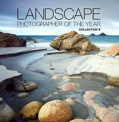 Landscape Photographer of the Year by Charlie Waite Hardcover Book (English)