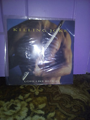 "Killing Joke Love Like Blood 12"" Vinyl"