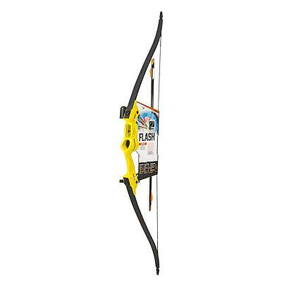 Bear Archery- Flash Youth Recurve Bow, Ready To Shoot, Up To 18#, Up To 24'